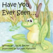 Cover of: Have You Ever Seen..