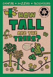 Cover of: How Tall Are The Trees
