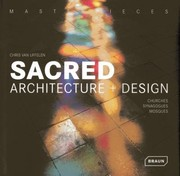 Cover of: Sacred Architecture Design Churches Synagogues Mosques Temples
