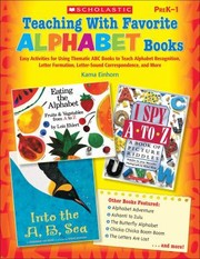 Cover of: Teaching With Favorite Alphabet Books