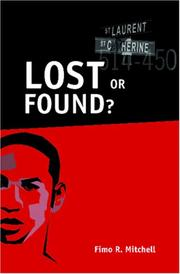 Cover of: Lost or Found