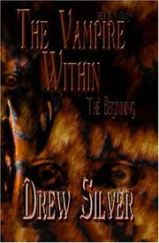 Cover of: The Vampire Within | Drew Silver