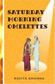 Cover of: Saturday Morning Omelettes