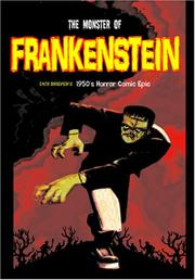 Cover of: The Monster of Frankenstein | Dick Briefer