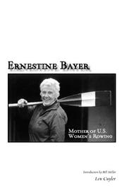 Cover of: Ernestine Bayer