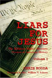 Cover of: Liars For Jesus
