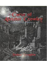 Cover of: The Curse of Aleister Crowley