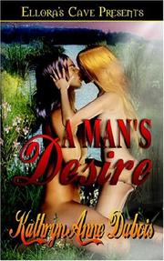Cover of: A Man's Desire