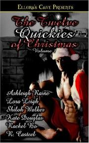 Cover of: The Twelve Quickies of Christmas Vol 1