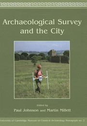 Cover of: Archaeological Survey And The City