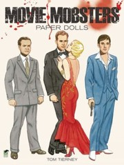 Cover of: Movie Mobsters Paper Dolls
