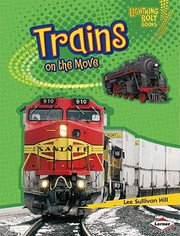 Cover of: Trains On The Move