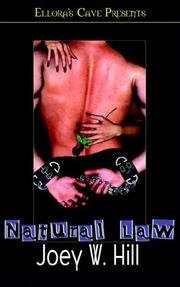 Cover of: Natural Law | Joey W. Hill