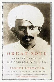 Cover of: Great Soul Mahatma Gandhi And His Struggle With India