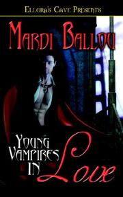 Cover of: Young Vampires in Love