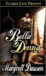 Cover of: Bella Donna