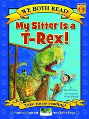 Cover of: My Sitter Is A Trex