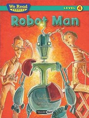Cover of: Robot Man