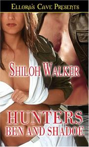 Cover of: The Hunters | Shiloh Walker