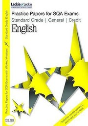 Cover of: Standard Grade Generalcredit English