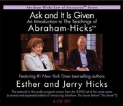 Cover of: Ask And It Is Given An Introduction To The Teachings Of Abrahamhicks