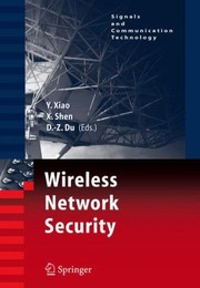 Cover of: Wireless Network Security