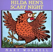 Cover of: Hilda Hens Scary Night