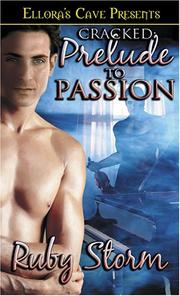 Cover of: Prelude to Passion (Cracked) (Cracked)
