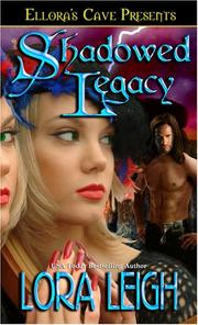 Cover of: Shadowed Legacy: Shadowed Legacy