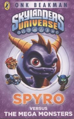 Spyro Versus The Mega Monsters by