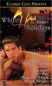 Cover of: White Hot Holidays, Vol. I
