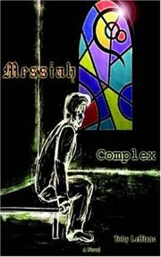 Cover of: Messiah Complex