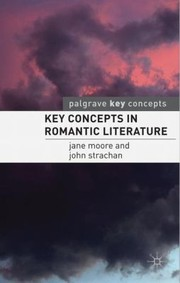 Cover of: Key Concepts In Romantic Literature