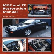 Cover of: Mgf and TF Restoration Manual