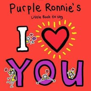Cover of: Purple Ronnies Little Book To Say I Heart You
