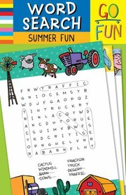 Cover of: Go Fun Word Search Summer Fun