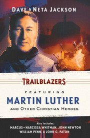 Cover of: Trailblazers Featuring Martin Luther And Other Christian Heroes
