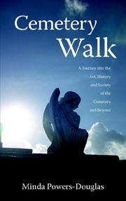 Cover of: Cemetery Walk | Minda Powers-Douglas