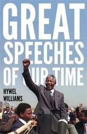Cover of: Great Speeches Of Our Time Speeches That Shaped The Modern World