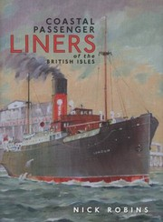 Cover of: Coastal Passenger Liners Of The British Isles