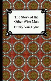 Cover of: The Story of the Other Wise Man