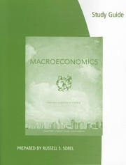 Cover of: Coursebook To Accompany Macroeconomics Private And Public Choice Fourteenth Edition
