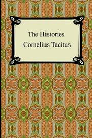Cover of: The histories of Tacitus