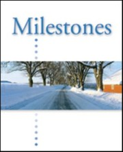 Cover of: Milestones