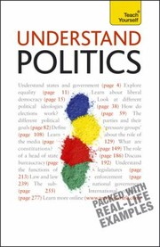 Cover of: Understand Politics