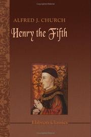 Cover of: Henry the Fifth