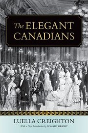 Cover of: The Elegant Canadians