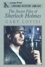 Cover of: The Secret Files of Sherlock Holmes