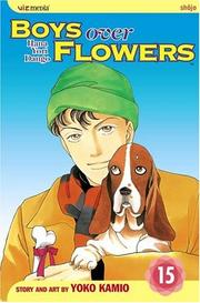 Cover of: Boys Over Flowers, Volume 15 (Boys Over Flowers)