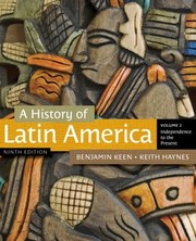 Cover of: History Of Latin America Independence To The Present